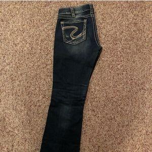 Silver Brand Jean's